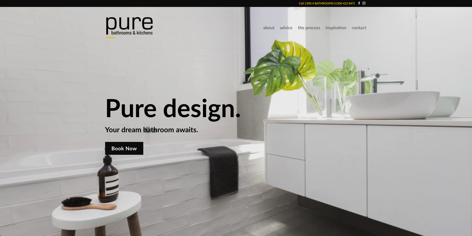 Pure Bathrooms and Kitchens Melbourne